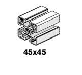 1 Profiles 45x45