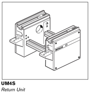 1 ts4plus um4s return unit