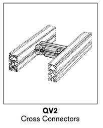 1 tsplus QV2 cross connectors