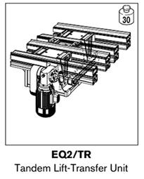 1 tsplus eq2-tr tandem lift unit