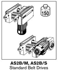 1 tsplus standard belt drives