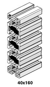 12 Profiles 40x160