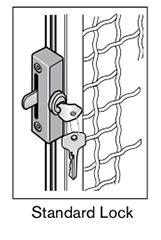 17 AF standard lock