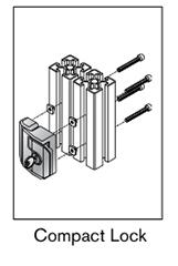 18 AF compact lock