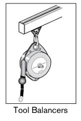 19 AF tool balancers
