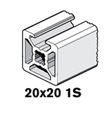 2 AF 20x20 1s