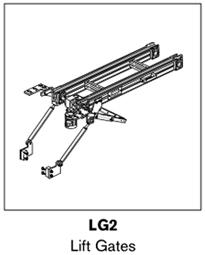2 tsplus LG2 Lift Gates