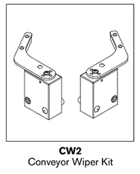 3 CW2 Conveyor Wiper Kit