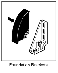 3 TSplus Foundation Brackets