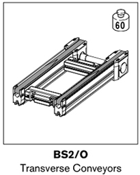 3 tsplus BS2 Transverse Conveyors
