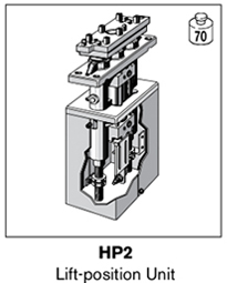 3 tsplus hp2 lift position unit