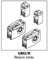 3 tsplus um2 return units