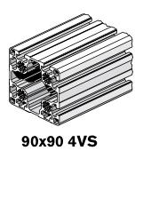 4 90x90 4VS