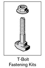 4 AF tbolt fastening kits