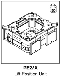 4 tsplus pe2-x lift position unit