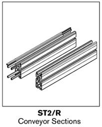 4 tsplus st2 conveyor sections
