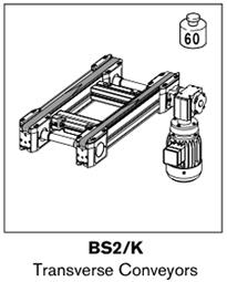 5 tsplus bs2-k transverse conveyors