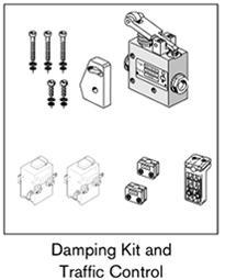 5 tsplus damping kit