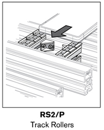 5 tsplus rs2 track rollers