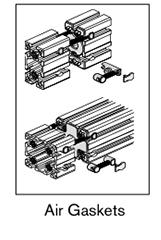 6 AF air gaskets