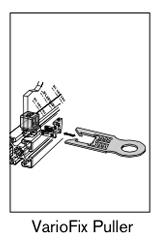 6 AF variofix puller