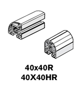 6 Profiles 40x40R