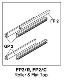 6 tsplus FP2 Roller Flat top