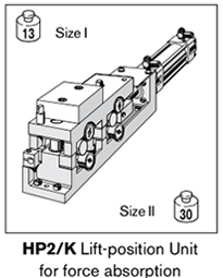 6 tsplus hp2-k lift position unit for force absorption