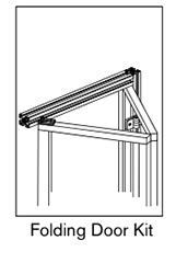 7 AF folding door kit