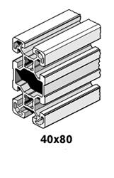 7 Profiles 40x80