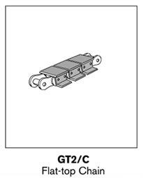 7 tsplus gt2 flat-top chain