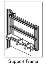 8 AF support frame