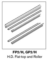 8 tsplus FP2 HD flat-top roller