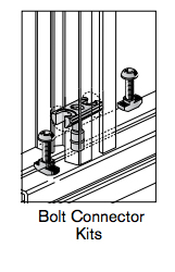 12 bold connector kits